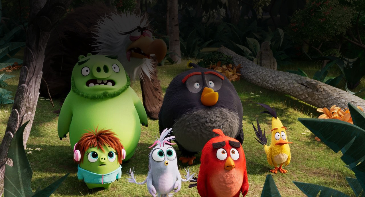 Angry Birds welcomes online booking system for adventure golf course